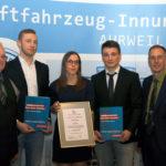 Strahlende Gesichter bei Lossprechungsfeier der KFZ-Innung Ahrweiler