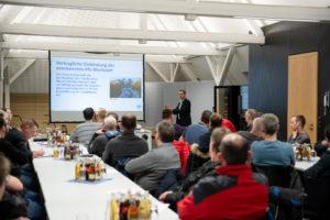 Die KFZ-Innung Ahrweiler informierte die KFZ Betriebe über die notwendige Zertifizierung für die AU Prüfung.